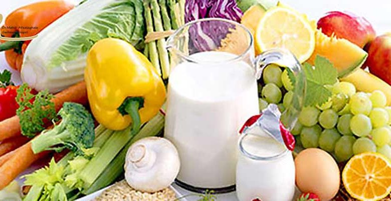 کلسیم و ویتامین