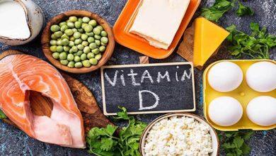 ویتامین دی و کلسیم